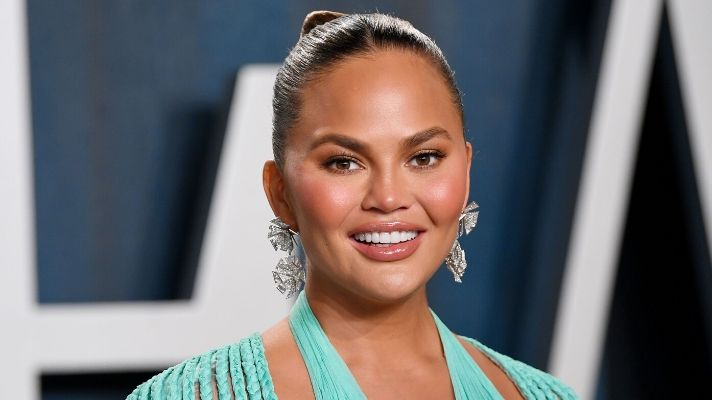 Chrissy Teigen Just Low-Key Dropped Her Entire Skin Care Routine