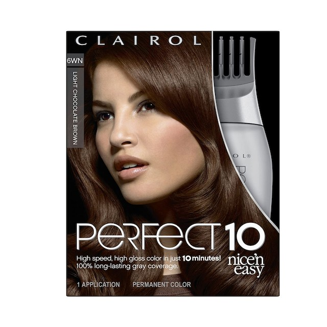 Clairol Nice'n Easy Perfect 10 Permanent Hair Color