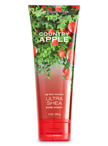 country apple ultra shea body cream