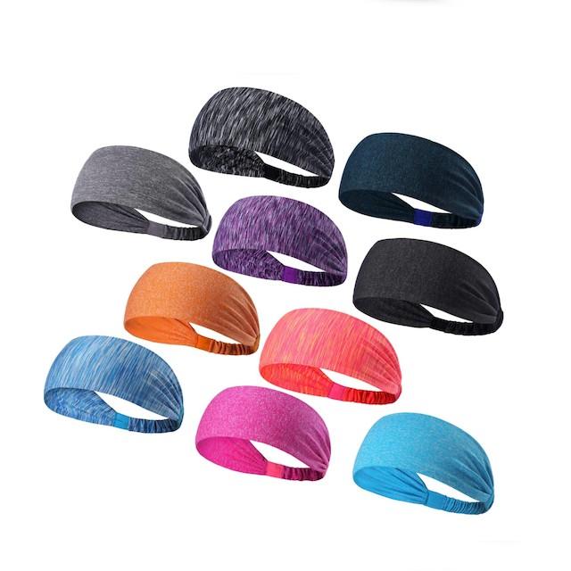 DASUTA Set of 10 Women's Headbands