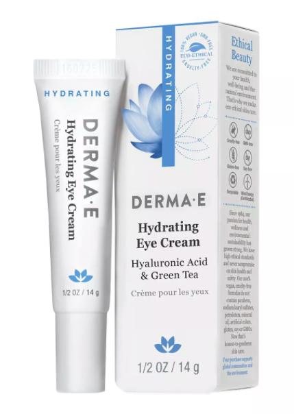 derma e eye cream