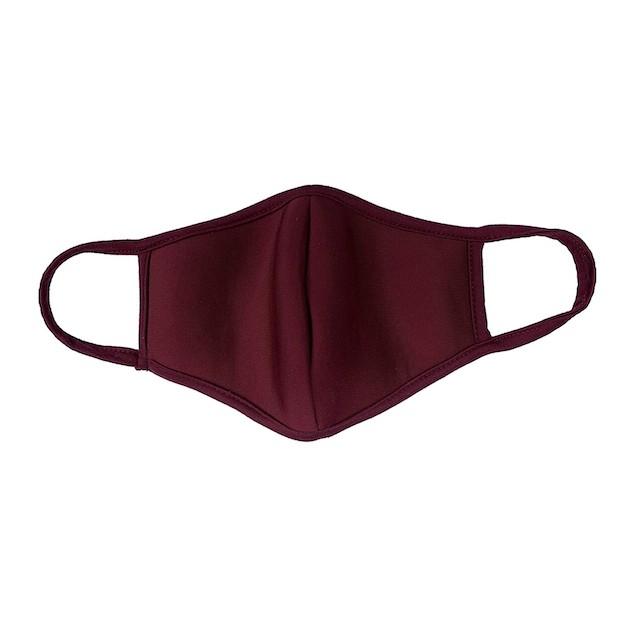DewAmor Reusable, Washable Neoprene/Cotton Face Mask