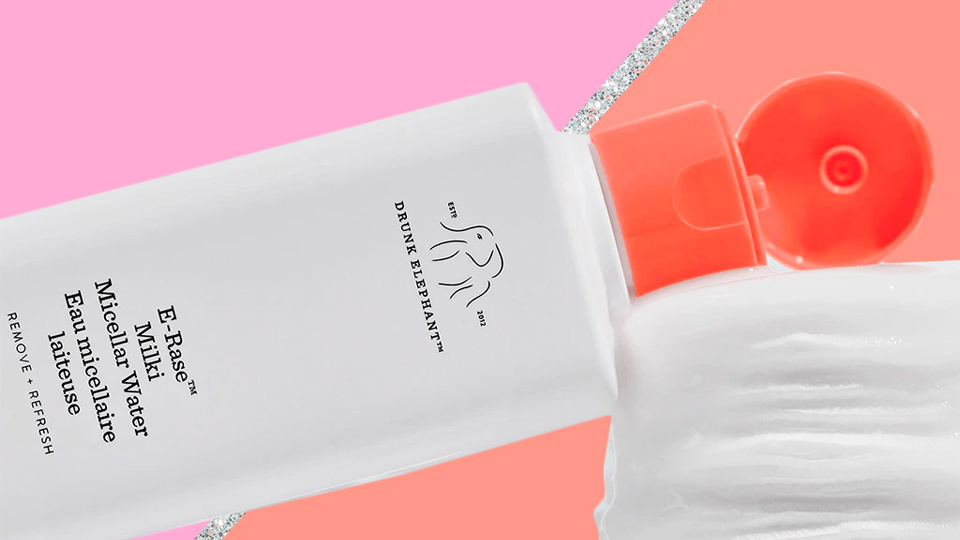 Drunk Elephant's First Micellar Water Is Unlike Any Others I've Tried—Seriously
