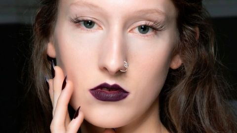 The Hottest Fall Nail Trends for 2020 Include New Nudes and Vampy Hues | StyleCaster
