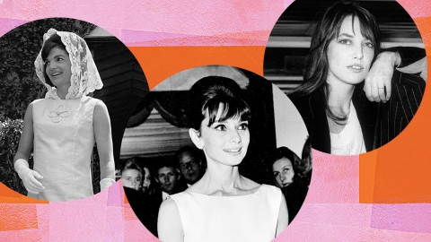 10 Summer Trends Inspired By Fashion Icons Of Decades Past | StyleCaster