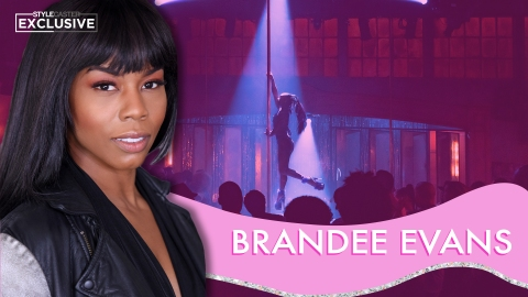'P-Valley' Star Brandee Evans Wants Cardi B to Teach Her Some New Stripper Moves   StyleCaster