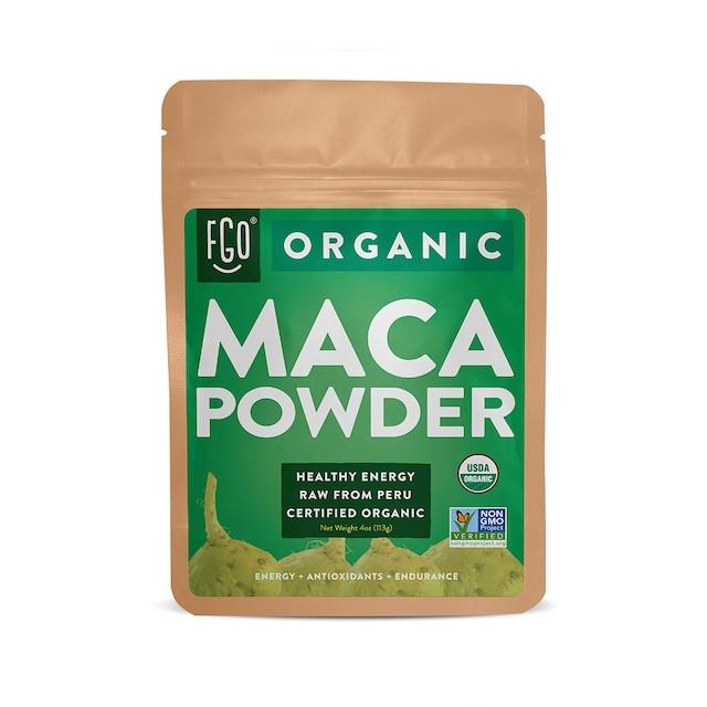 Organic Peruvian Maca Root Powder