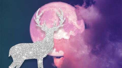 How The Full Buck Moon On July 5 Will Affect Your Zodiac Sign | StyleCaster
