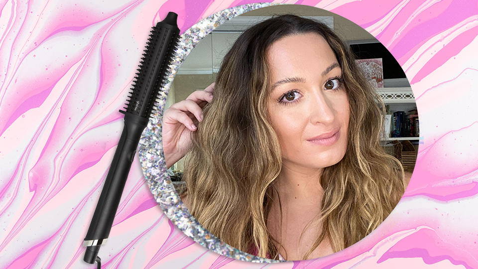 ghd's Newest Hair Tool Just Cut My Getting-Ready Time In Half
