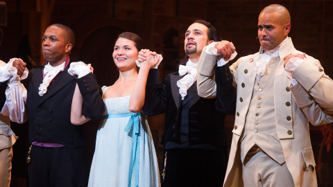 If You're Obsessed With 'Hamilton,' Here's How to Stream Other Broadway Shows | StyleCaster