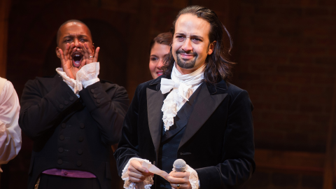 Listen to the Unreleased Songs From 'Hamilton' Right This Minute | StyleCaster