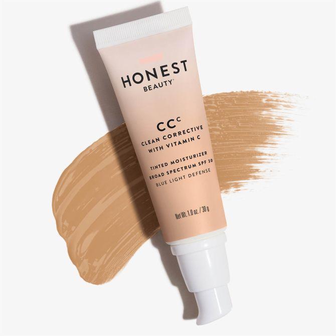 honest cc cream