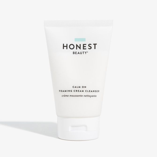 honest cleanser