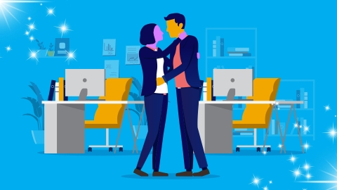 I Found Out The Hard Way Why You Shouldn't Hook Up With Co-Workers | StyleCaster