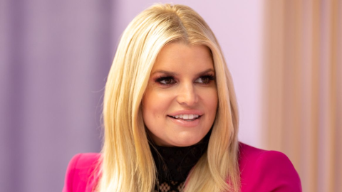 Jessica Simpson's Son Ace Is an Identical Mini-Me to Her Husband Eric Johnson | StyleCaster
