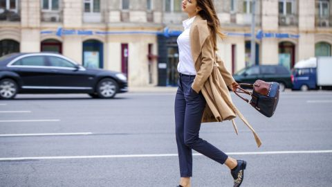 Comfy Dress Pant Joggers That Are Actually Office-Appropriate | StyleCaster