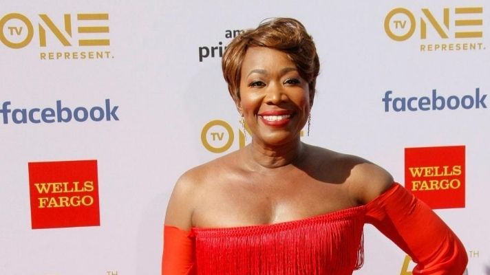 """Joy Reid's """"Curly Hair"""" Adorably Caught the Eye of This 3-Year-Old Because Representation Matters"""