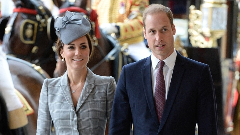 The Real Reason Why William & Kate Weren't at Princess Beatrice's Wedding   StyleCaster
