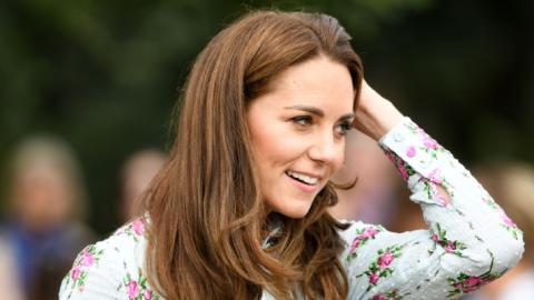 Kate Middleton Just Got Trendy Bronde Highlights   StyleCaster