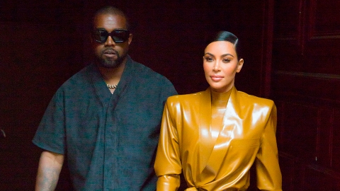 Kim Kardashian Was Seen Crying After She Saw Kanye West For the First Time in Weeks | StyleCaster