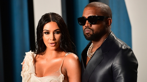 Kanye West Accused Kim & Kris of Trying to 'Lock' Him Up Like in 'Get Out' | StyleCaster