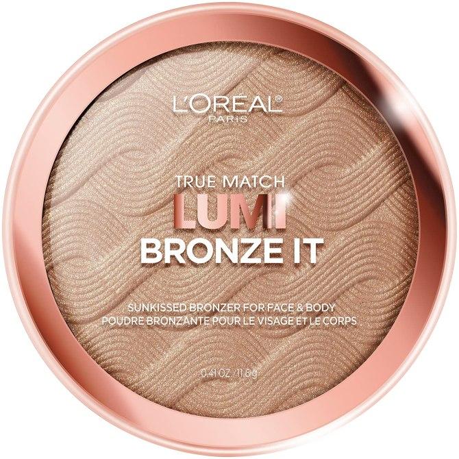 loreal true match bronzer