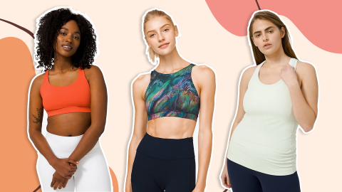Fitness Fans, Get Ready: Lululemon's Massive Warehouse Sale Is Here | StyleCaster