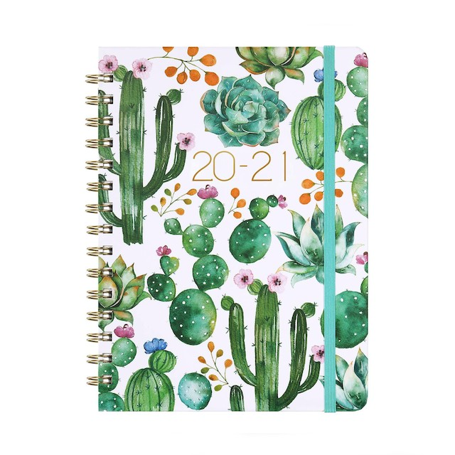 Planner 2020-2021 - Academic Weekly & Monthly Planner