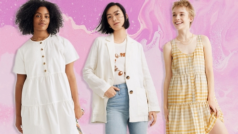 Madewell's End Of Season Sale Has 30% Off (!!) The Dreamiest Summer Pieces | StyleCaster