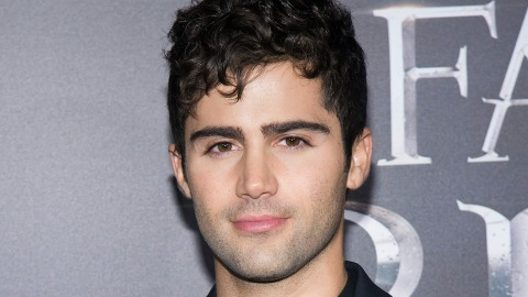 Yep, Demi Lovato's Fiance Max Ehrich Is a Soap Opera Star—Here's What Else We Know | StyleCaster