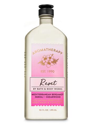 mediterranean bergamot neroli body wash and foam bath 7 Bath & Body Works Goodies Im Buying During the Huge Semi Annual Sale