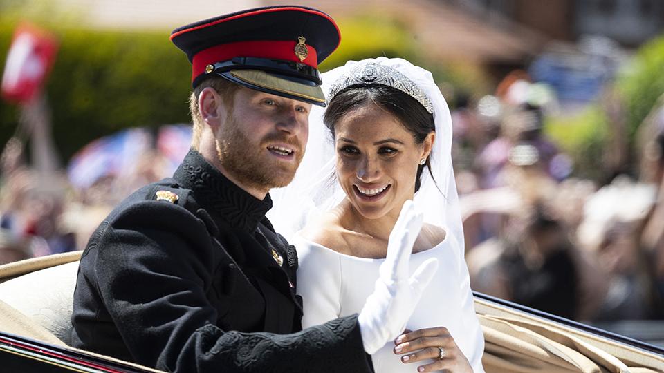Meghan Markle, Prince Harry Wedding