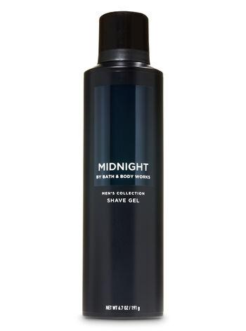 midnight shave gel