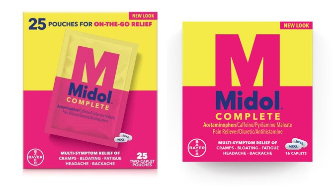 midol 1 Youre Not Imagining It—Periods Suck More When Youre Stressed