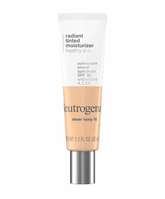 neutrogena radiant tinted moisturizer