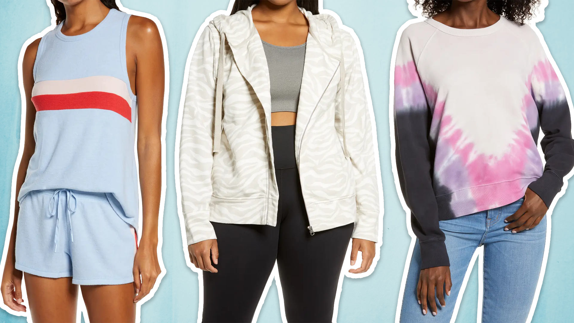 You Best Believe I'm Shopping Hella Loungewear During The Nordstrom Anniversary Sale