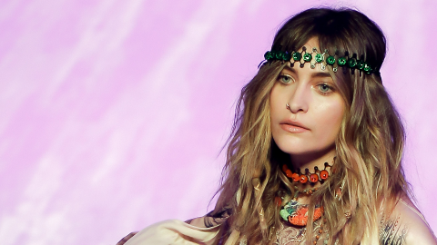 Paris Jackson Is Facing Backlash for Playing Jesus in a Movie With Bella Thorne | StyleCaster