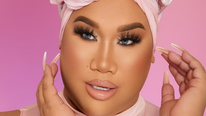 Patrick Starrr's First Official Makeup Launch Is As Extra As He Is