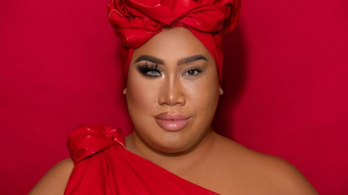 """Patrick Starrr Launched His First Beauty Line Because """"Makeup Is One/Size Fits All"""""""