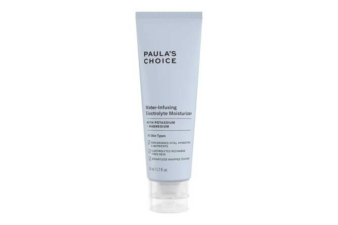 paulas choice water infused moisturiser