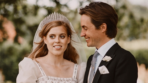 Princess Beatrice 'Can't Wait' to Have a Royal Baby With Husband Edoardo Mapelli Mozzi | StyleCaster