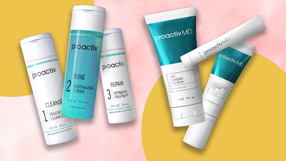 We Know Exactly How to Pick the Right Proactiv 3-Step System for Your Skin