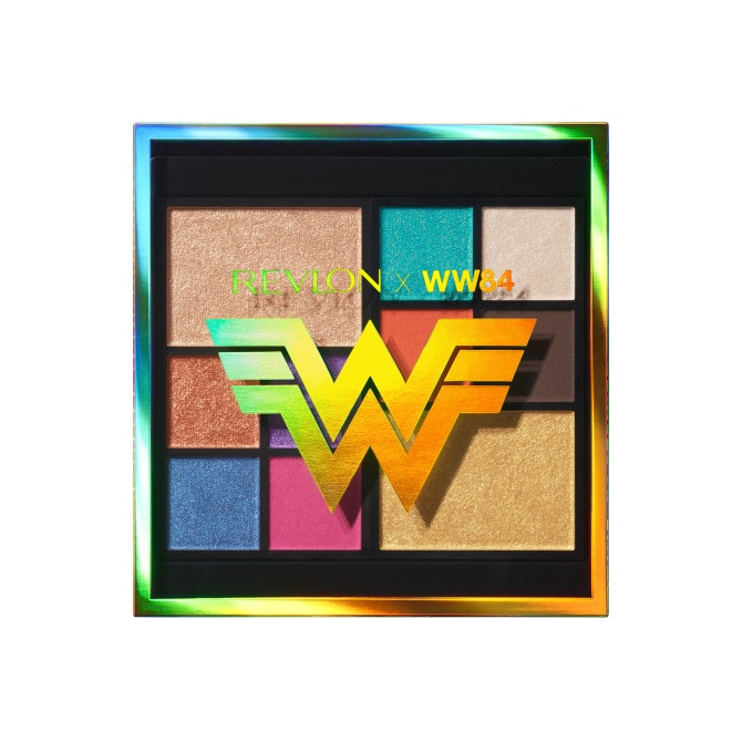 revlon wonder woman palette
