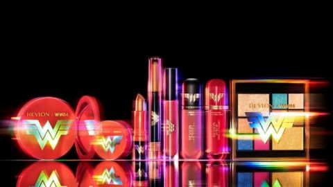 Revlon's 'Wonder Woman' Collection Is a Colorful '80s Dream | StyleCaster