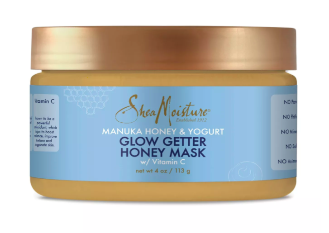 sheamoisture manuka honey The Best Target Skin Care Products to Inspire Your Next Shopping Trip