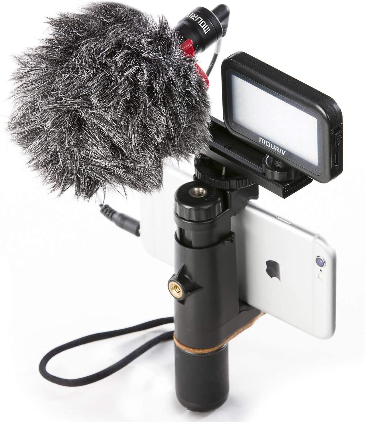 Mouriv vlogging kit amazon