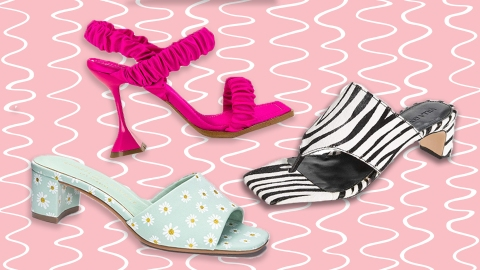 Every Single Pair Of Chic Summer Heels We're Eyeing Right Now | StyleCaster