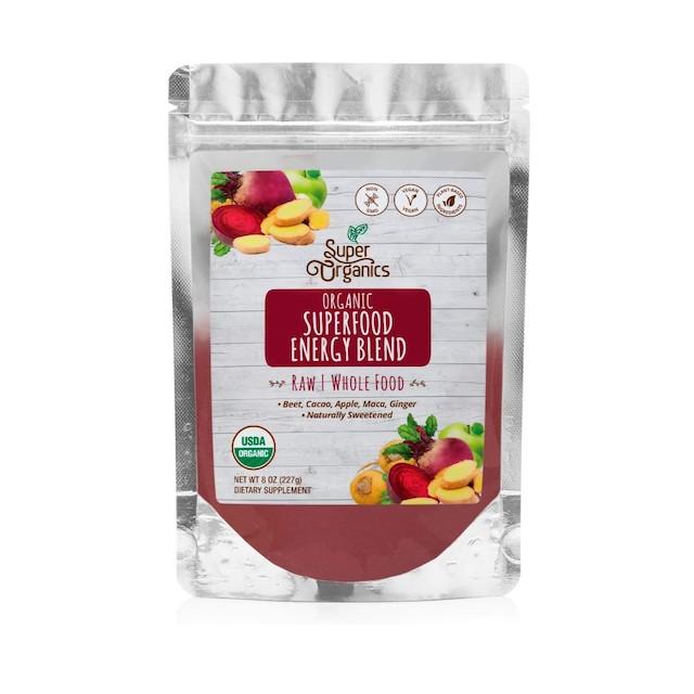 Super Organics Superfood Energy Blend