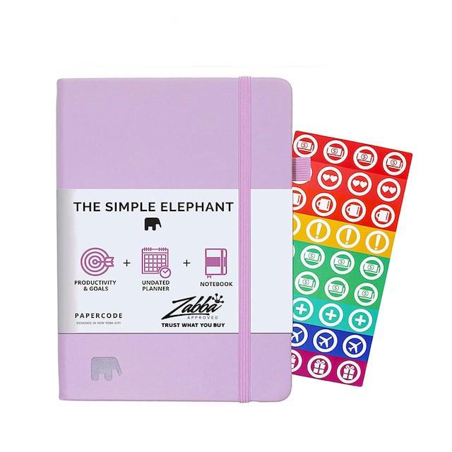 Planificador de elefantes simple 2020-2021