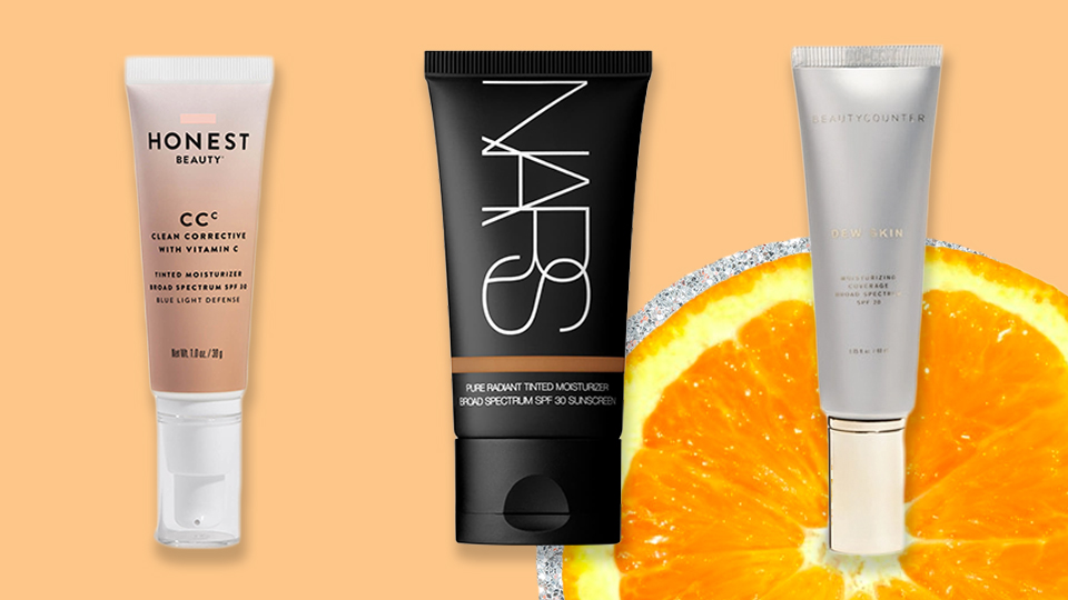 5 Tinted Moisturizers With Vitamin C for Coverage With Extra Radiance